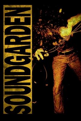 Soundgarden Poster Louder Than Love