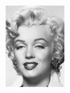 Marilyn Portrait Poster