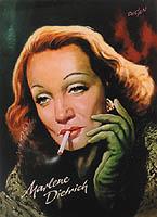 Marlene Dietrich Eigenes Bild