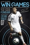 Cristiano Ronaldo Poster Some players win games