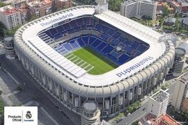 Real Madrid Stadion - Estadio Santiago Bernabeu Poster
