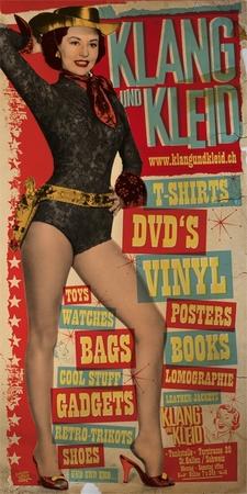 Klang und Kleid Plakat