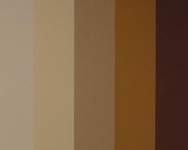 Cream Stripes - Retro-Tapete