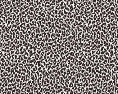 Leopard schwarz weiß tapete mit leopardenfellmuster in schwarz und