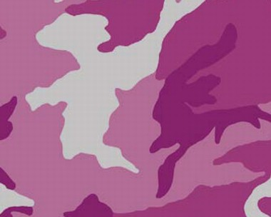 Tapete - Camouflage - Violett - Grau