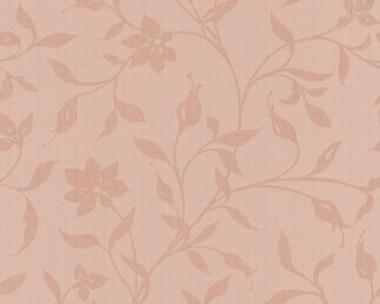 Tapete - Flock II - Beige - Floral