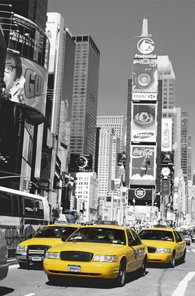 Tapete Fototapete - Riesenposter - Times Square New York