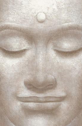 Tapete Fototapete - Riesenposter - Wei Ying-wu - Smiling Buddha