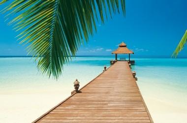 Tapete Fototapete - Strand - Paradise Beach - 8 Part