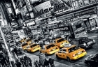 FOTOTAPETE - RIESENPOSTER - NEW YORK - TAXIS