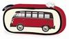 VW BUS T1 BULLI - KLEINE TASCHE - ROT