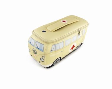 VW T1 BUS 3D NEOPREN UNIVERSALTASCHE - AMBULANCE