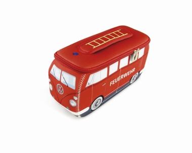 VW T1 BUS 3D NEOPREN UNIVERSALTASCHE - FEUERWEHR
