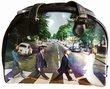 BEATLES BOWLING TASCHE ABBEY ROAD BRAUN