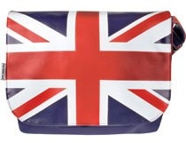 Schultertasche - The Union Jack