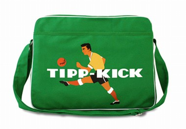 Logoshirt - Tipp Kick Tasche - grün