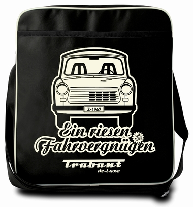 Logoshirt - Trabant - Tasche - Fake Leather