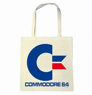 Commodore 64 Jutetasche