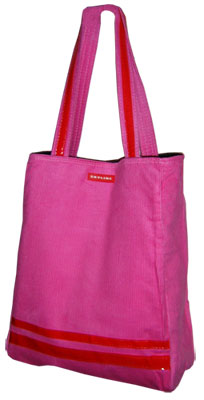 Skyline Tasche - Lugano Shopper - Pink