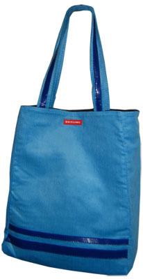 Skyline Tasche - Lugano Shopper - Blau