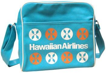 Skyline Tasche - Hawaiian Airlines II - Hellblau
