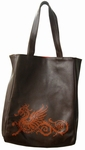 QUITO DRAGON SHOPPER