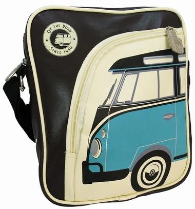VW Bus Ipad Tasche Bulli Braun Blau - Volkswagen