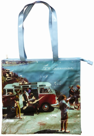 VW Bus Shopper - Retro