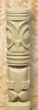 Tiki Marquesan - Teak