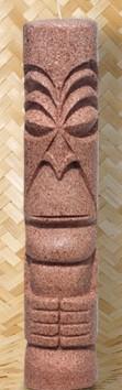 Tiki Kerze Tiki Pakua - Redwood