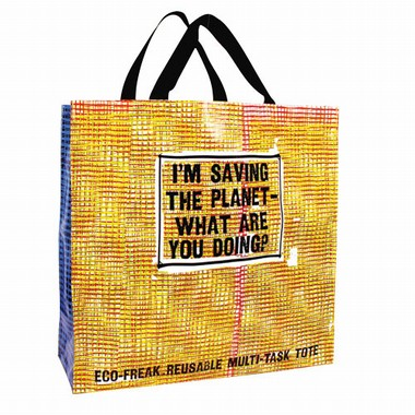 Saving The Planet Shopper