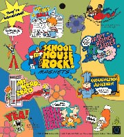 School House Rock Magnets