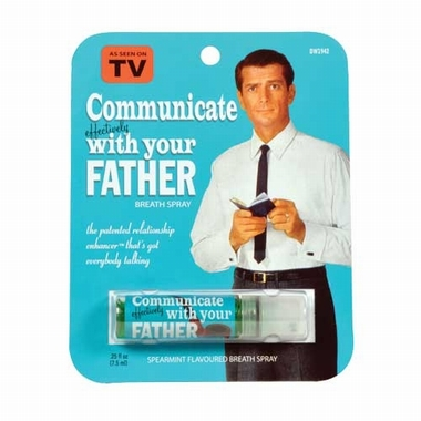 Mundspray - Communicate With Dad