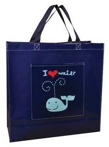 I Love Water Shopper