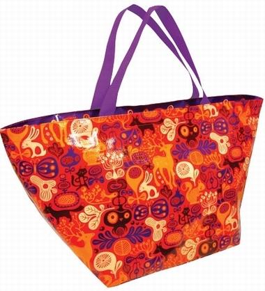 Woodland Strandtasche / Overnighter Tasche