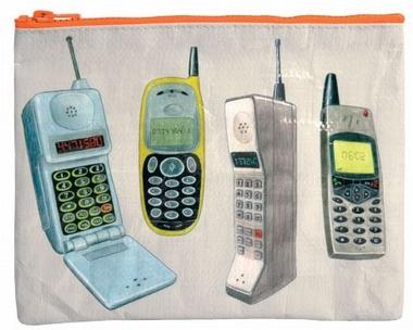 Mobiltelefone Zipper Tasche