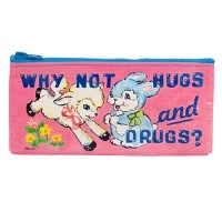 Federmäppchen Why Not Hugs & Drugs