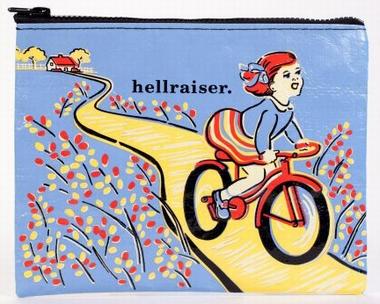 Hellraiser Zipper Tasche