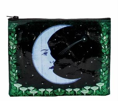 Moon Zipper Tasche