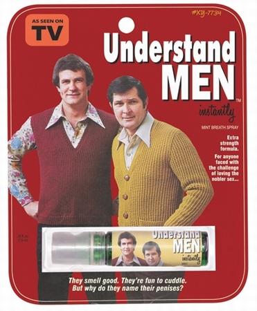 Mundspray - Understand men