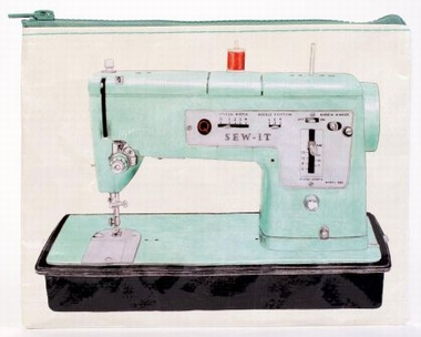Sew-It Zipper Tasche