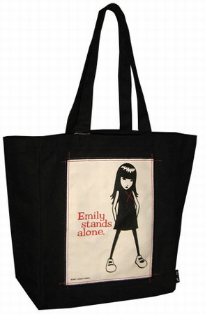 EMILY STANDS ALONE TOTE BAG