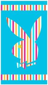 Playboy Kleines Handtuch - Blue