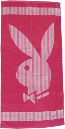Playboy Duschtuch - Pink