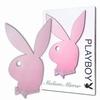 Playboy Spiegel Medium pink getönt