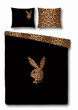 Playboy Bettwsche Leopard