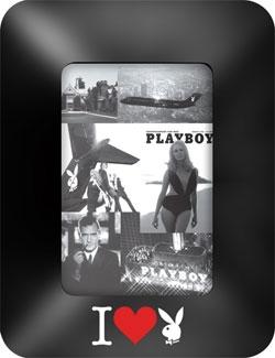 Playboy Bilderrahmen für Fotos