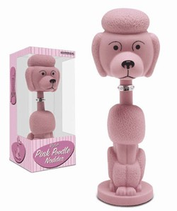 Pink Poodle Nodder