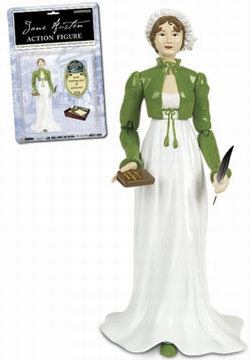jane austen action figur diverse action figures pr sentiert von klang und kleid. Black Bedroom Furniture Sets. Home Design Ideas