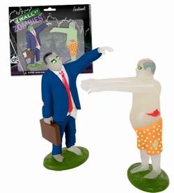 Wall Street Zombies Set